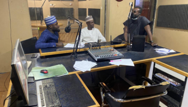 ALDDN radio program on proper financial record keeping